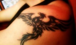 My New tattoo - the Phoenix