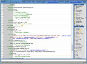 The OpOrlando IRC Channel