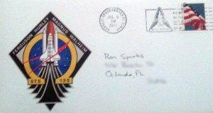 STS-135 Memorabilia