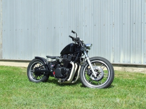 Turning the Nighthawk into a Bobber