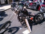 Yes; the kickstand is a 2x4