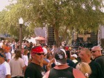 Crowd at Leesburg Bikefest