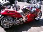 Chromed-our Suzuki