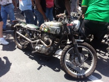 What an awesome Triumph!
