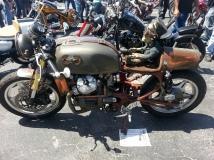 A steampunk bike!