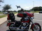 Stopping to rest near Eglin AFB